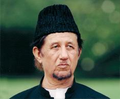 Dr. S. Kalbe Sadiq Sahab